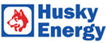 Husky Oil Refinery/Energy Logo